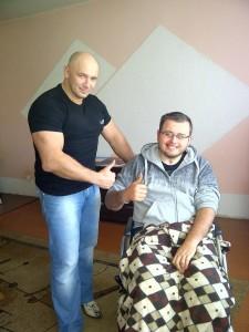 Kamil Bazelak i Rafał Stasiak