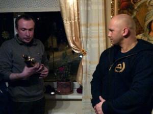 Mariusz Zalewski i Kamil Bazelak