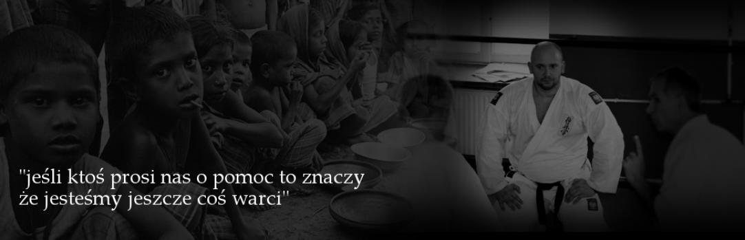 Kamil Bazelak charytatywnie